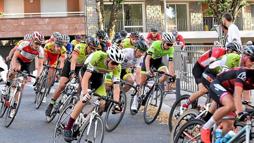 Une soixantaine de coureurs a pris part au GP de la ville de Rodez, ce dimanche soir.