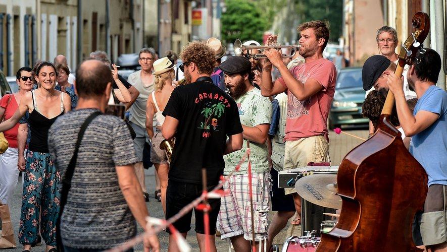 Marciac est l'un des plus gros festivals de jazz au monde