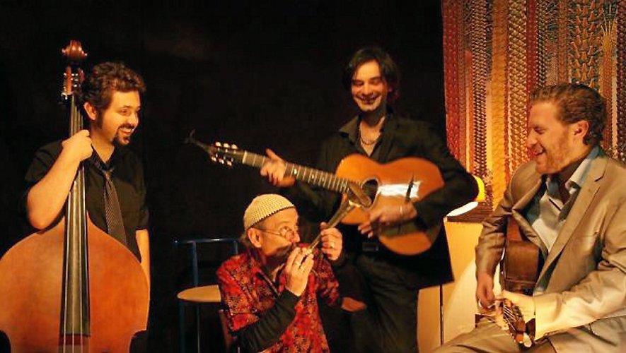 À Martrin et à Nant, Millau Jazz part en balade