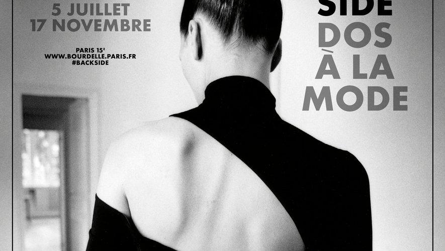 """Le Palais Galliera présente l'exposition """"Back Side. Dos à la mode"""", jusqu'au 17 novembre, au musée Bourdelle à Paris."""