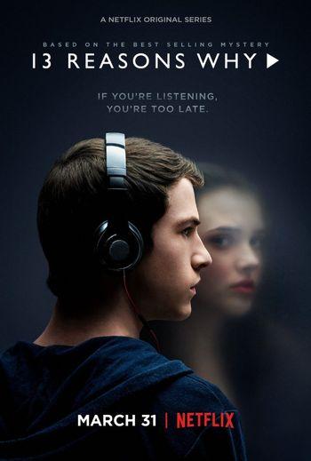 """Netflix a retiré une scène explicite de suicide de la première saison de sa série """"13 Reasons Why"""""""