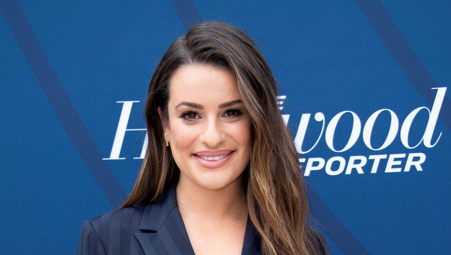 """Lea Michele a incarné le personnage principal de Rachel Berry durant les six saisons de """"Glee""""."""
