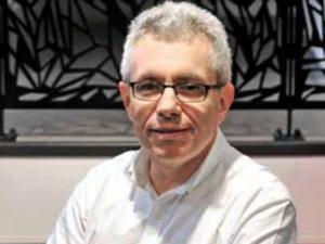 Patrick Valat, présidentde l'association.