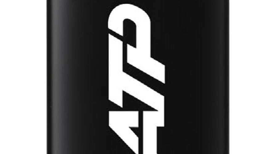 Une gourde vintage avec l'ancien logo de la RATP