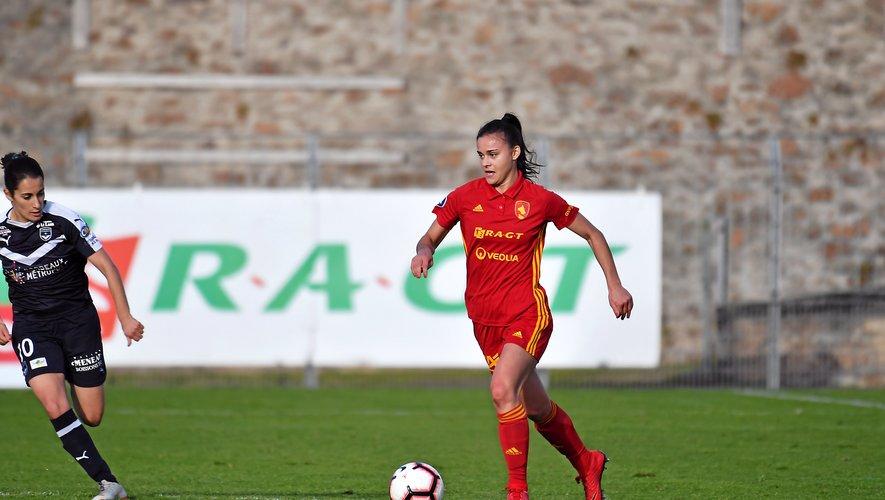 Elise Bonet va poursuivre sa carrière à Dijon.