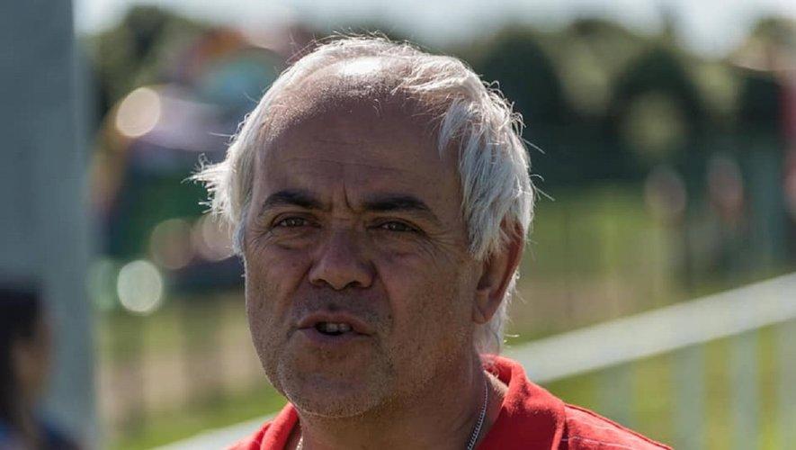 Dernière saison pour Marc Sauvaireà la présidence de l'ASO foot.