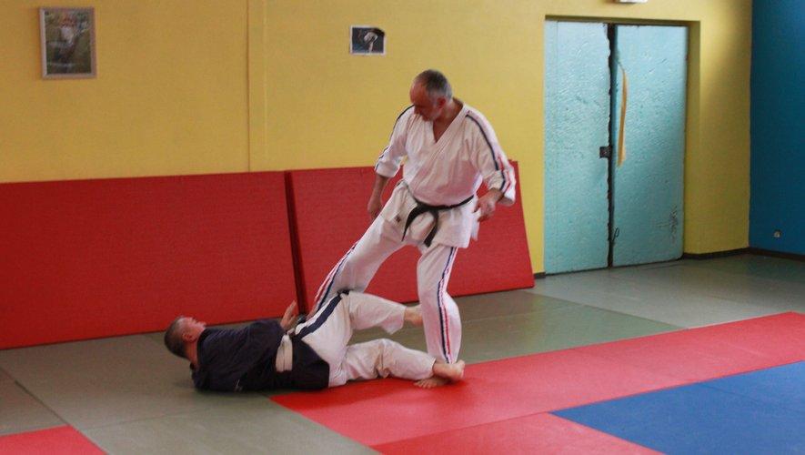 Le yoseikan budo propose un art martial à plusieurs facettes.