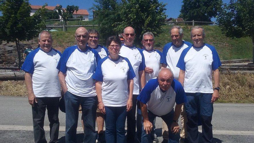L'équipe III d'Agnac.