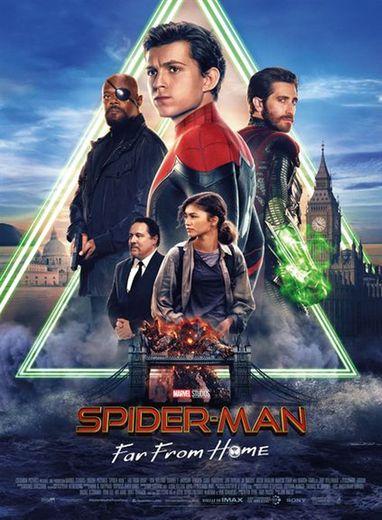 """""""Spider-Man : Far From Home"""" a réuni plus de 630.000 spectateurs supplémentaires, dépassant au total les 2 millions d'entrées."""
