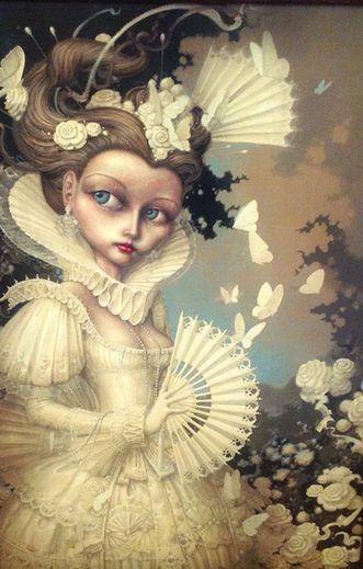La Dame blanche veille toujours sur Belcastel…