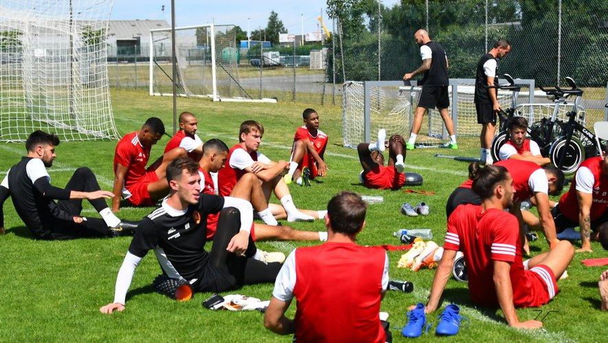 Rodez affrontera Grenoble lors du premier tour de la coupe de la Ligue.