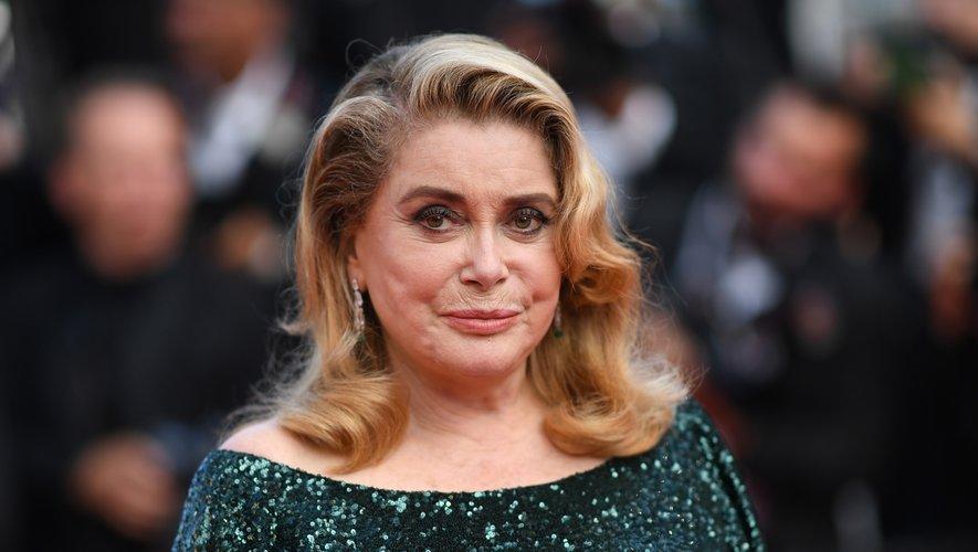 """Catherine Deneuve sera en ouverture de la Mostra de Venise avec le drame franco-japonais """"La Vérité"""""""