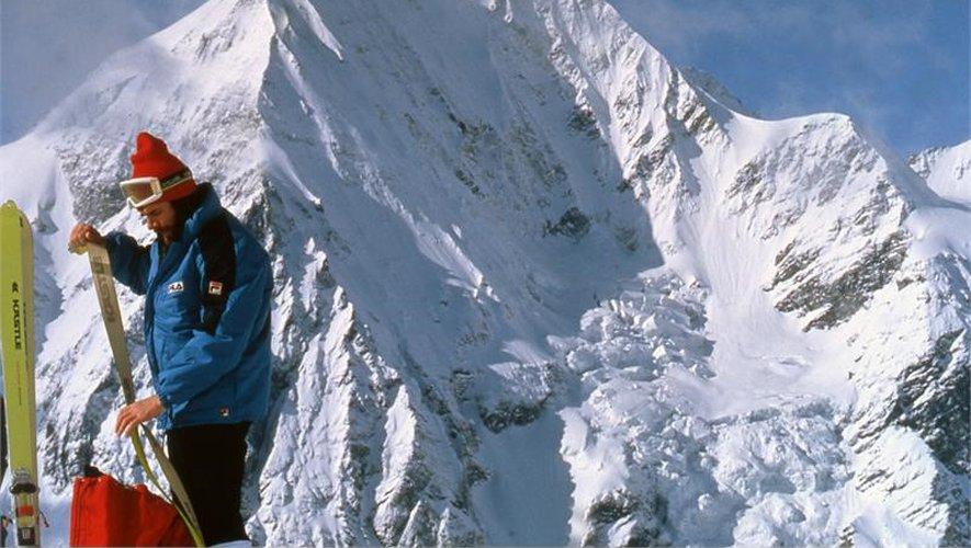 FILA a recruté l'alpiniste Reinhold Messner comme ambassadeur mondial de la marque.