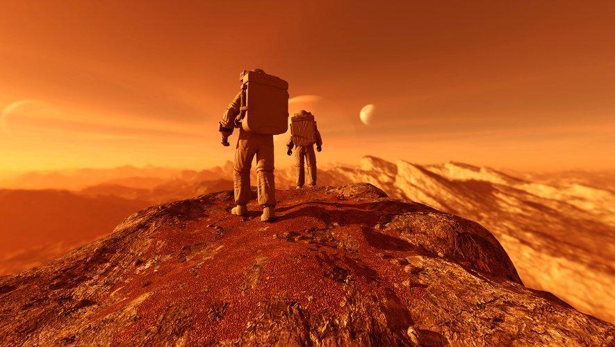 Le resvératrol pourrait préserver la masse musculaire des astronautes qui s'apprêtent à faire un long voyage dans l'espace. Pour aller sur Mars, par exemple.