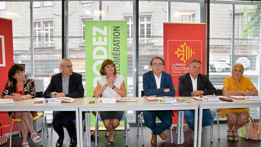 Quatorze opérations ont été retenues pour 31 M€ d'investissements, dont 5,7M€ à la charge de la Région.