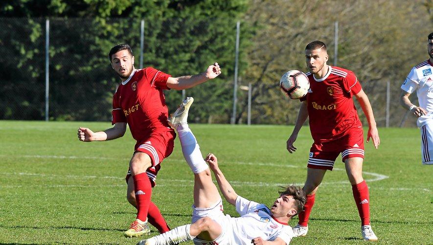 Les jeunes Ruthénois débuteront leur deuxième saison en N3 à Toulouse.