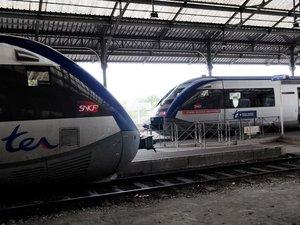 Les TER resteront en gare...