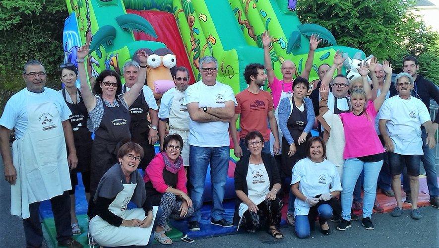 Souyri : après la Saint-Jean, la Saint- Jacques vient à son tour animer le village