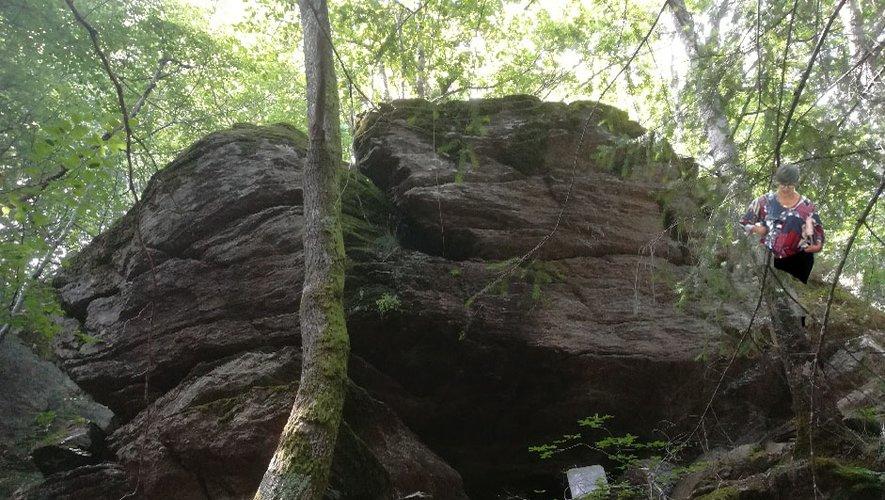 La grotte de Toinou.