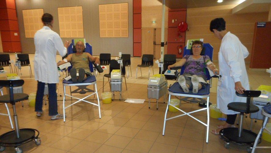 Le don de sang permet de sauver des vies.