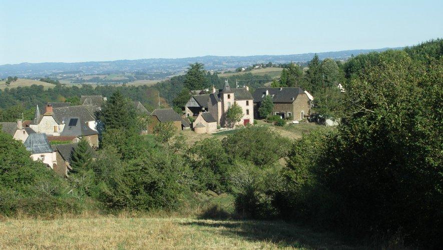 Village du Périé d'où partira la prochaine pélerinade ce mercredi 24 juillet.