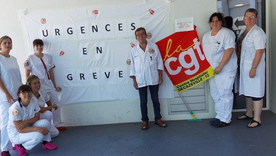 """L'appel de la CGT pour """"défendre l'accès aux soins"""""""