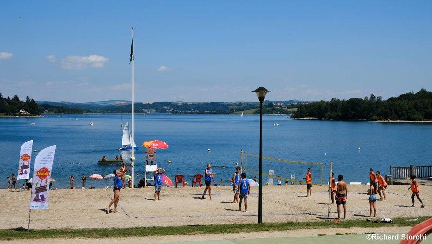 Le Beach Lévézou Tour est de retour sur les plages jusqu'au 9 août