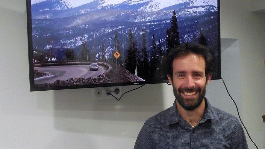 Maxime Authier a relaté son voyage dans les grandes plaines des USA.