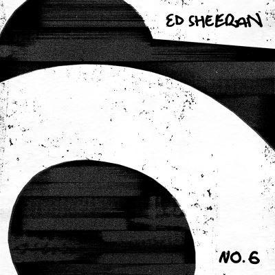 """""""No. 6 Collaborations Project"""", le dernier album d'Ed Sheeran"""
