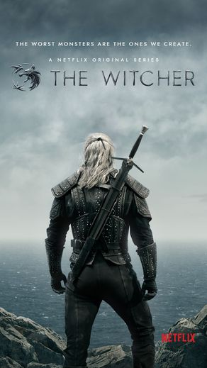 "Henry Cavill incarnera le personnage central dans la série ""The Witcher"" sur Netflix."