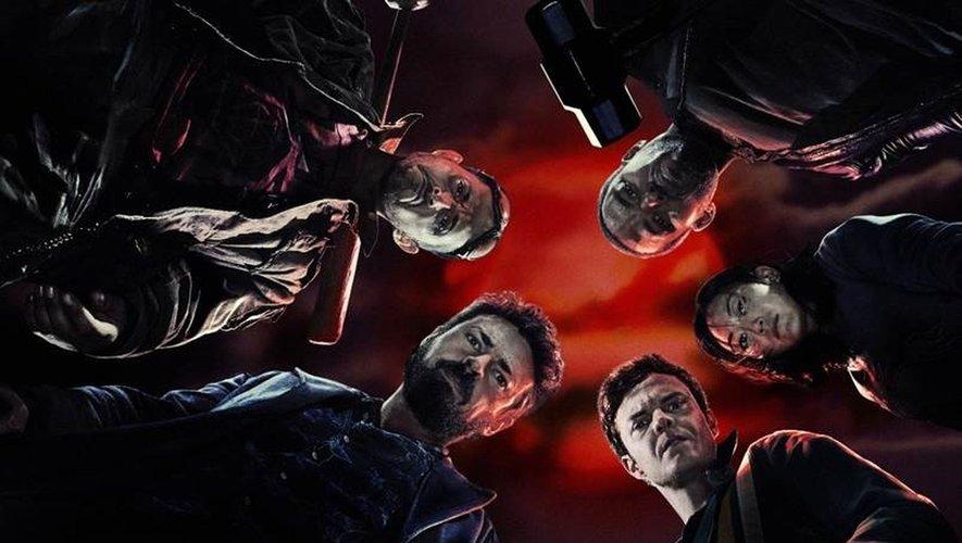 """La série """"The Boys"""" sera disponible dès le vendredi 26 juillet sur la plateforme Amazon Prime Video."""