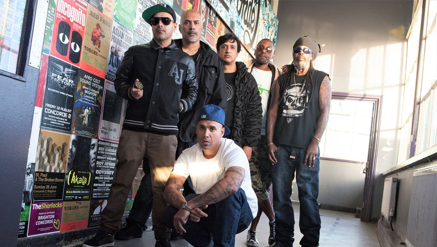 Asian Dub Foundation sera de cette 16e édition