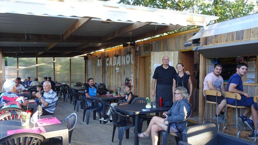 Michel et Véronique accueillent leurs clients avec des mets aux saveurs de Bali.