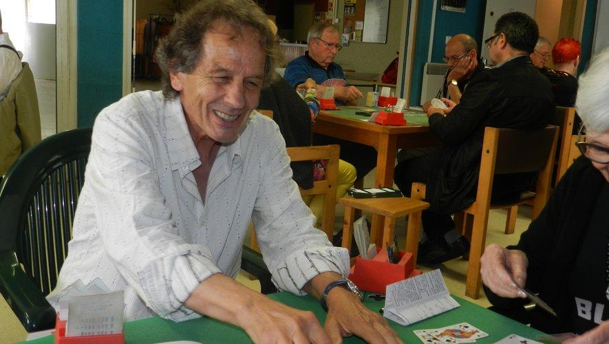 Bernard Cayssials était président du club de bridge depuis vingt ans