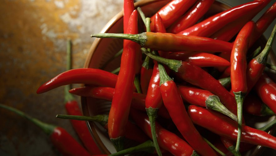 Une forte consommation de plats pimentés n'est pas dénuée d'inconvénients.