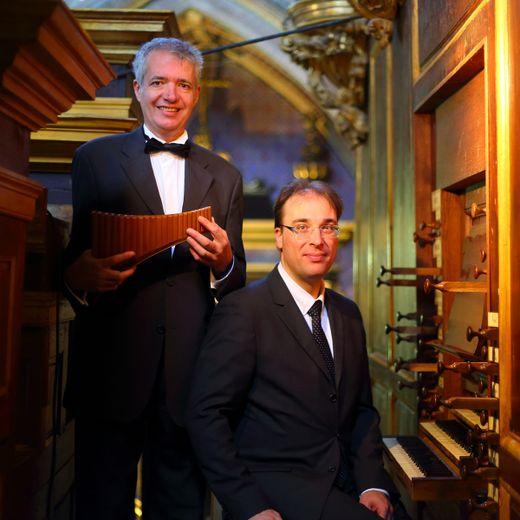 Philippe Emmanuel Hass et Emmanuel Schublin