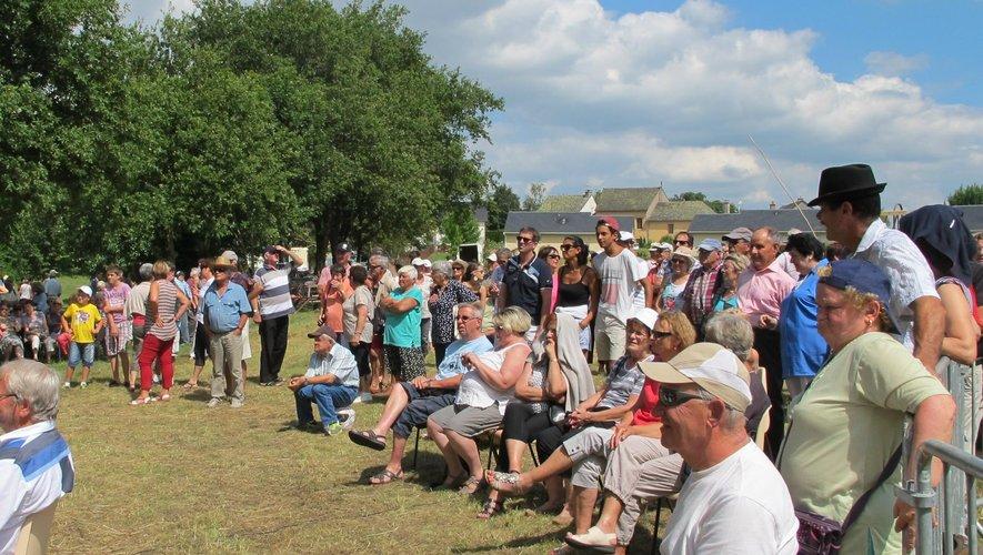 Ce wekkk-end, les bénévoles attendent un public aussi nombreux que l'année précédente.