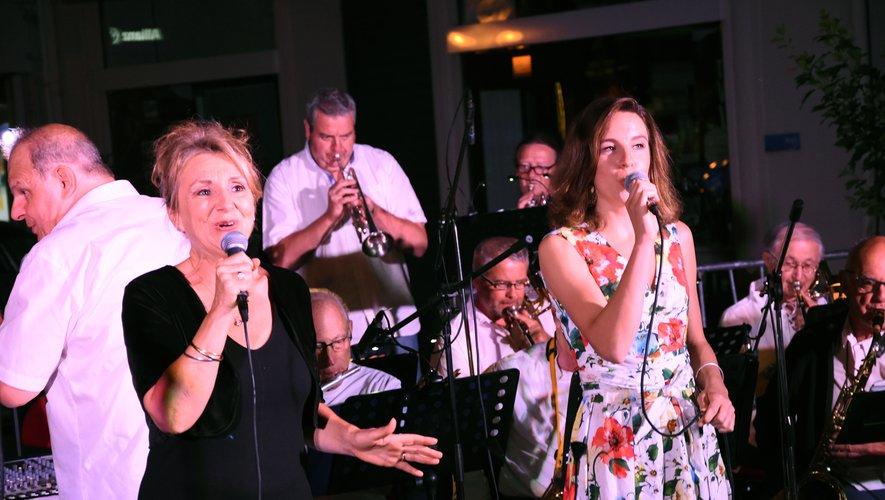 Agréable soirée jazz  avec le Big Band