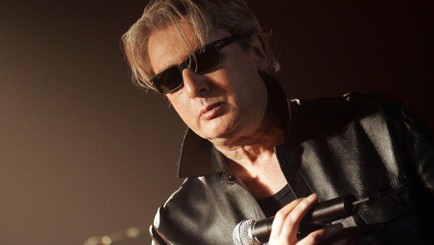 """Un """"concert patrimonial"""" en hommage à Alain Bashung, disparu en 2009, sera organisé le 2 octobre au Grand Rex"""