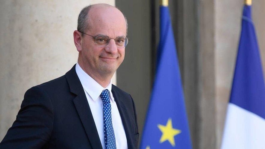 Jean-Michel Blanquer,ministre de l'Éducationet de la Jeunesse.