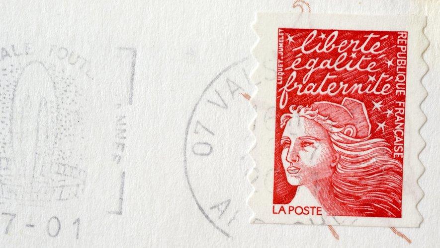 Les prix des timbres rouge (prioritaire) et vert augmenteront de nouveau de 10% en 2020