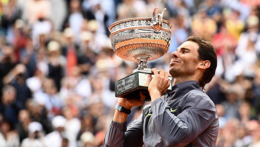 Rafael Nadal a remporté l'édition 2019 de Roland-Garros