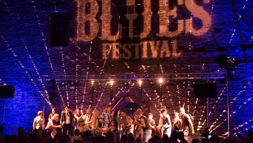 """Un festival qui devient peu à peu un """"classique"""" de l'été aveyronnais."""