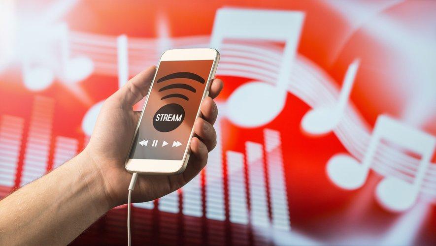 33,3 milliards de titres ont été écoutés en streaming en France sur les six premiers mois de l'année