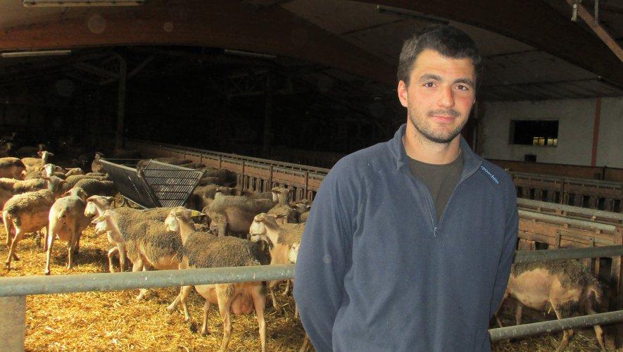 Portraits d'agriculteur : à l'honneur aujourd'hui Pierre-Simon Robert