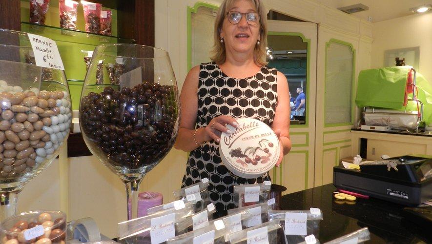À l'Amandier, rue Bories, Sandrine Boutonnet proposera des gourmandises sucrées.