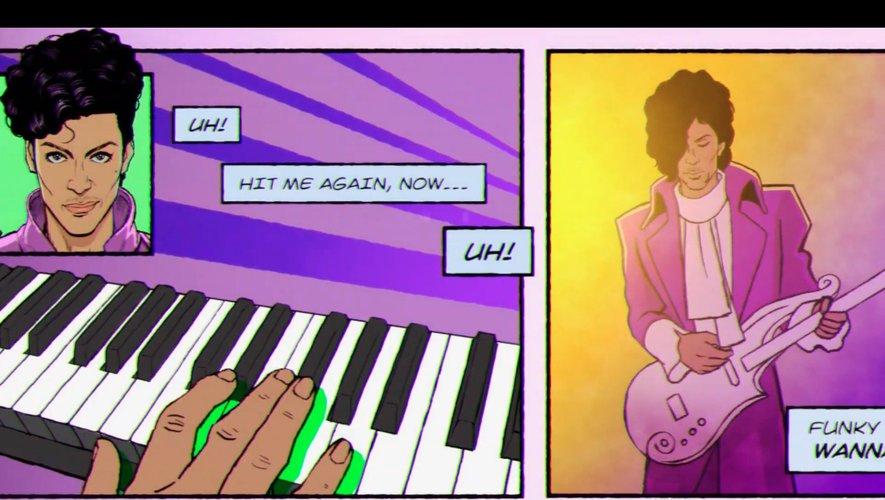 """""""Holly Rock"""" était un titre initialement interprété par Sheila E."""