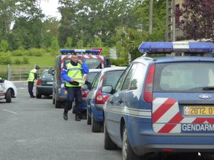 Gendarmerie et police seront mobilisées.