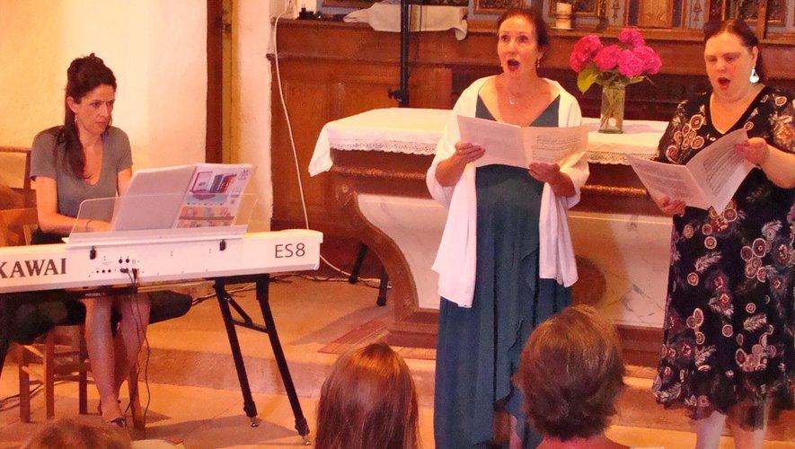 Musique et poésie guides de « Chemin d'Amour »