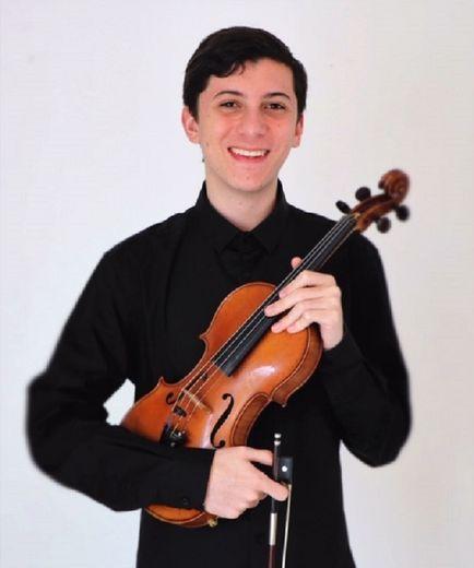 Gianfranco Garofalo, violon.